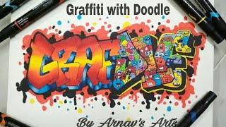 Graffiti With Doodle - Artistic collaboration