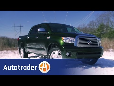 2013 Toyota Tundra - Truck | New Car Review | AutoTrader