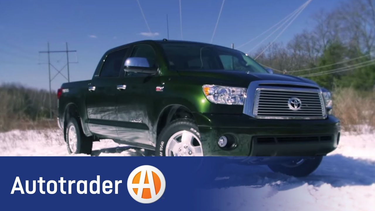 2013 Toyota Tundra - Truck | New Car Review | AutoTrader - YouTube