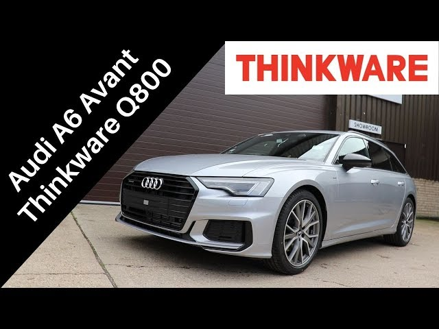 Audi A6 Avant | Thinkware Q800 | CBS Automotive