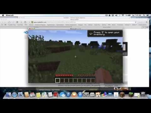 minecraft sp launcher download mac