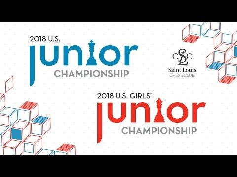 2018 U.S. Junior/Girls' Junior Championships - Round 6