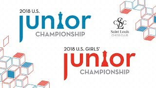 2018 U.S. Junior/Girls' Junior Championships - Round 6