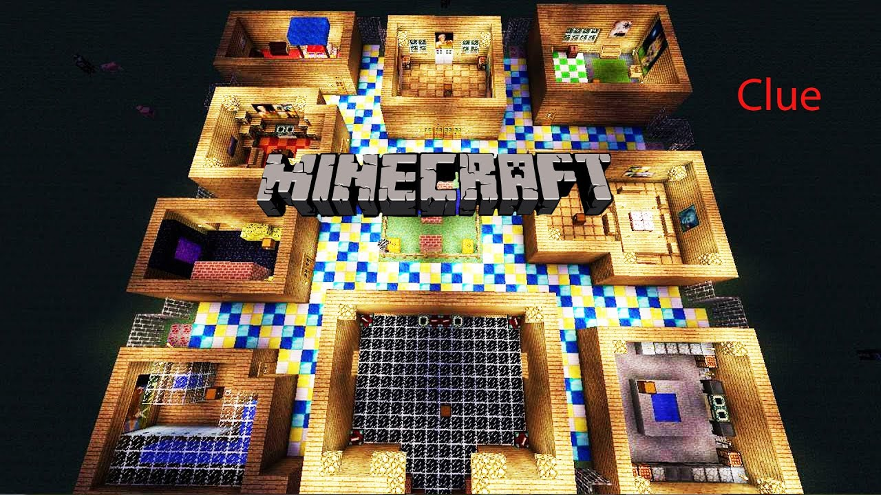 Minecraft Xbox 360 Clue - YouTube