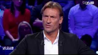 """Hervé Renard : """"J"""
