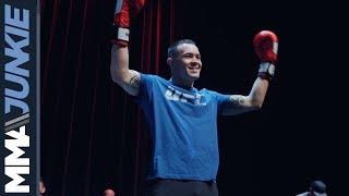 UFC 225: Colby Covington open workout