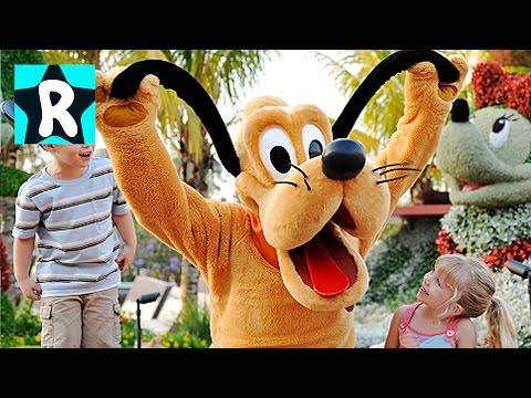 ВЛОГ Диснейленд РОМА В БАШНЕ УЖАСА Парк Развлечений Юниверсал Студио Америка Vlog Disneyland Orlando