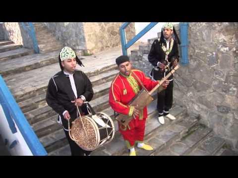 نادية العروسي - كناوا جاو (فيديو كليب) | (Nadia Laaroussi - Gnawa Jaw (Music Video