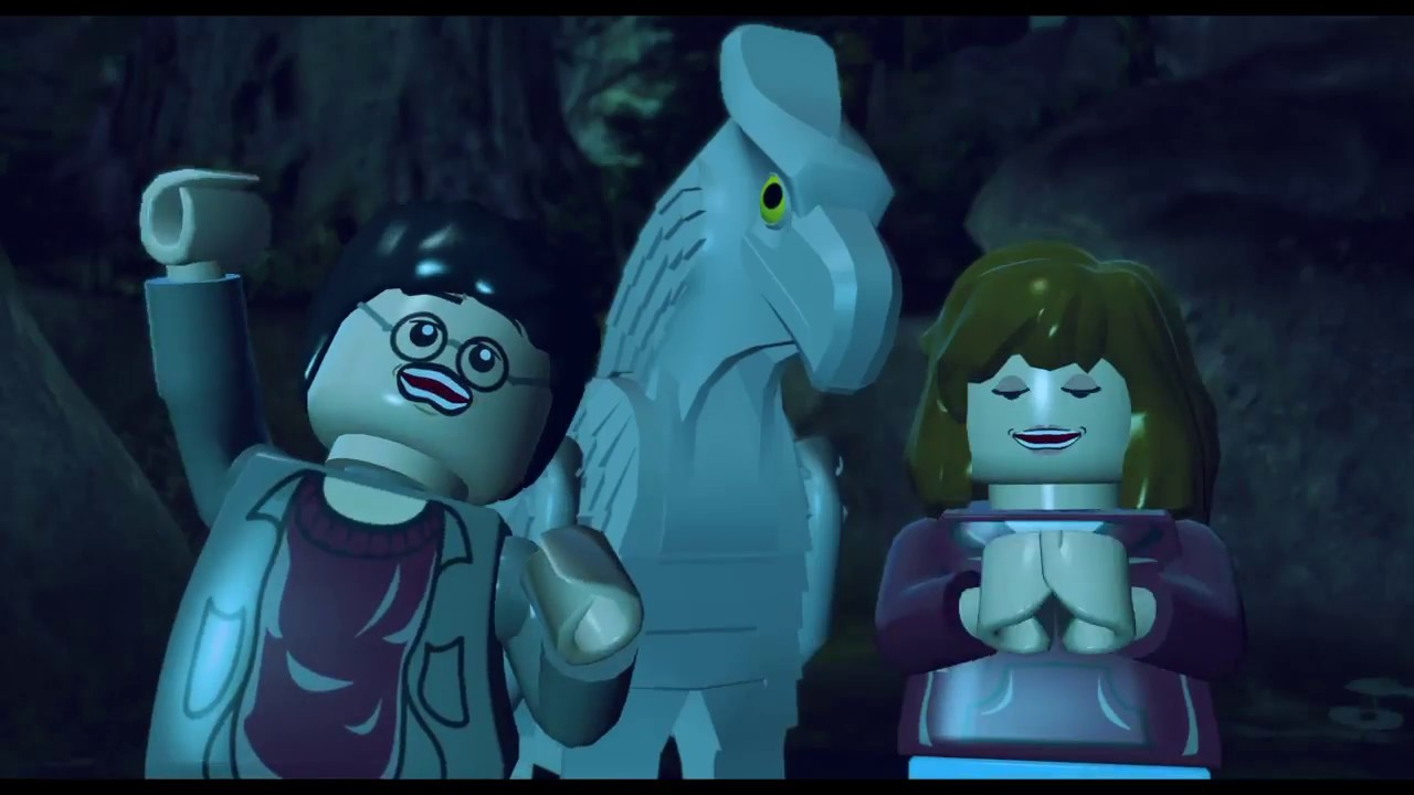Lego Harry Potter 3 Der Zeitumkehrer 25 Youtube