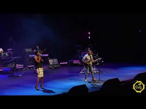 "James Jessey Joseph & Nia Golden at Carifesta XIV ""All Jazzed Up"""