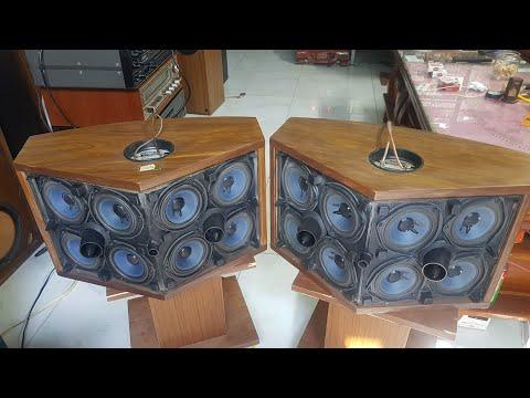Tuyệt Vời Với Loa Karaoke Khủng 901 Seri 6 Made In USA .giá 11 Triệu