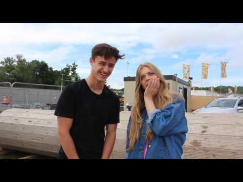 Becky Hill | LMS Interview | Common People Southampton 2017