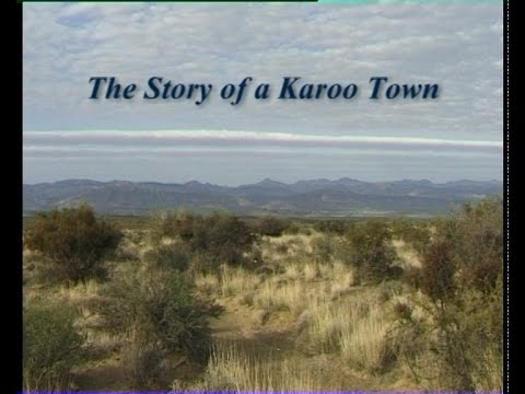 From Queeckvalleij to Prince Albert - The Story of a Karoo Town