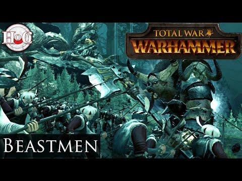 Total War Warhammer Beastmen Faction Overview
