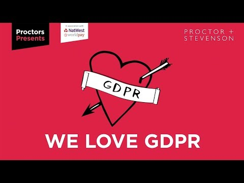 We Love GDPR - Mary Martin Interview