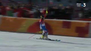 JO 2018 : Combiné Alpin - Slalom. Victor Muffat-Jeandet décroche le bronze !!