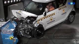 Suzuki Ignis - Crash Tests 2016
