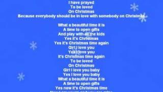 Video Lyrics - In Love on Christmas by NSync