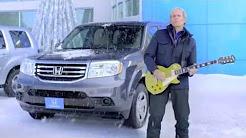 Michael Bolton Winter Honda Commercials