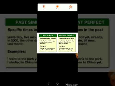 present-perfect-simple-and-past-simple-exercises