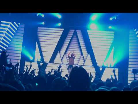 Armin Van Buuren is back! 2017 first 12min Live @ New City Gas Montreal