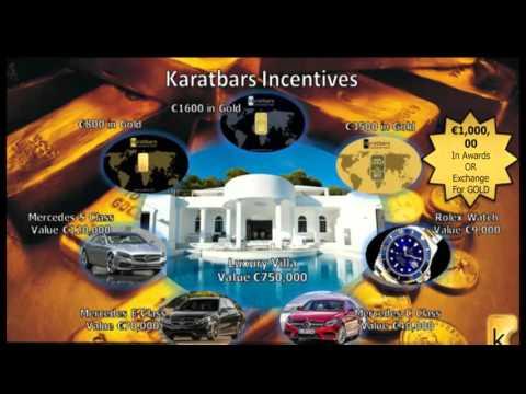 Karatbars Presentation New 2016