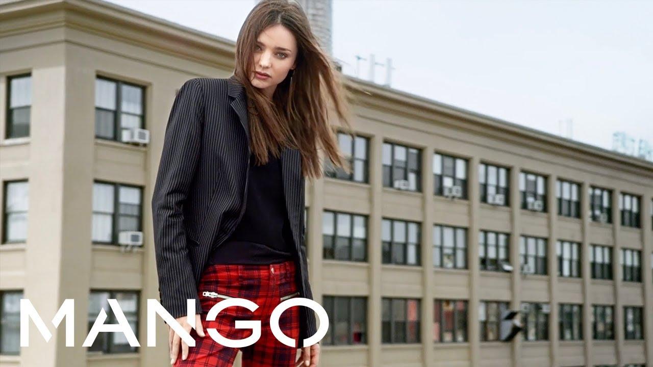 Fall In New York Wallpaper Miranda Kerr For Mango Fall 2013 Youtube
