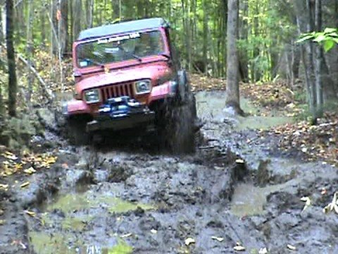 Jeep Jamboree 19th Maine Mtns Stonewall Trail 2008 Youtube