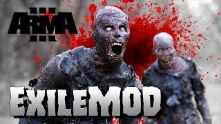 ARMA 3 DayZ ExileMOD - KongariBaconで遊ぶ!テスト段階