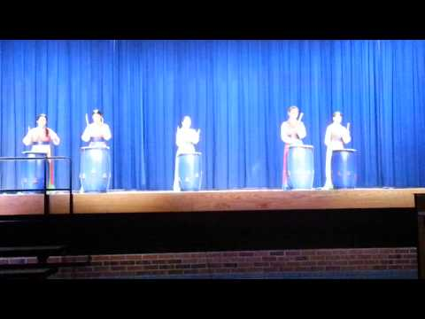 난타팀 공연 @ AHS International Night