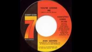 Ann Sexton - You