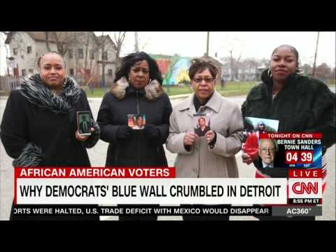 """The Messy Truth: Detroit -- Van talks with Moms from """"Mothers of Murdered Children"""" 