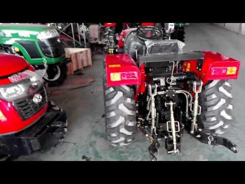 1.Huaxia DS704 garden tractor