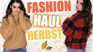 MUST HAVES! 😍 TRY ON HERBST FASHION HAUL 2019 🍂H&M, ASOS, ABOUTYOU | KINDOFROSY