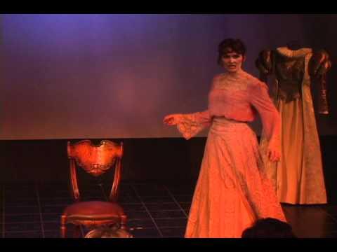 """Ewa Boryczko in """"Modjeska! The Artist's Dream"""""""
