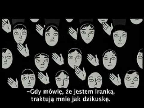 Persepolis (2007) zwiastun PL, film dostępny na DVD