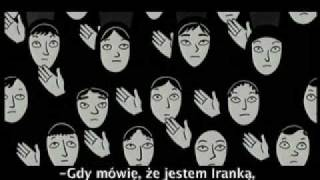 """Persepolis"" - zwiastun pl"