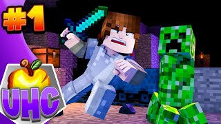 Minecraft UHC: LEGEND OF THE PACK & PETE (Cube UHC 20)