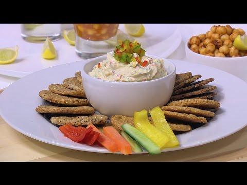 شرائح الخبز المشبعة بالبيض والزبادي | سالي فؤاد