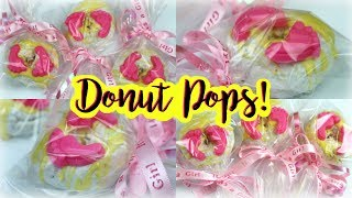 �Donut Pops� *HACK*