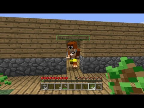 Minecraft Xbox - Skyblock Map - Home Sweet Home - Part 2
