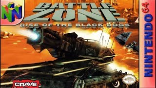 Longplay of Battlezone: Rise of the Black Dogs