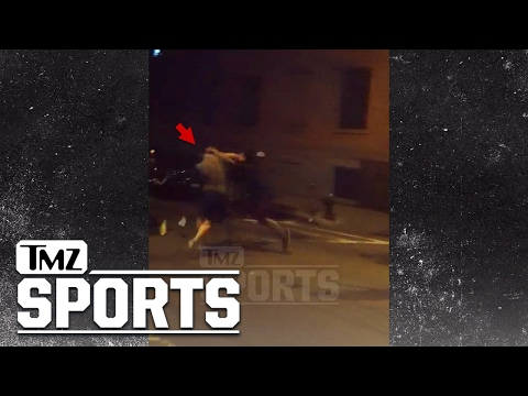 SEAN AVERY '13 STREET FIGHT VIDEO SURFACES ... Fought 2 Guys at Once | TMZ Sports