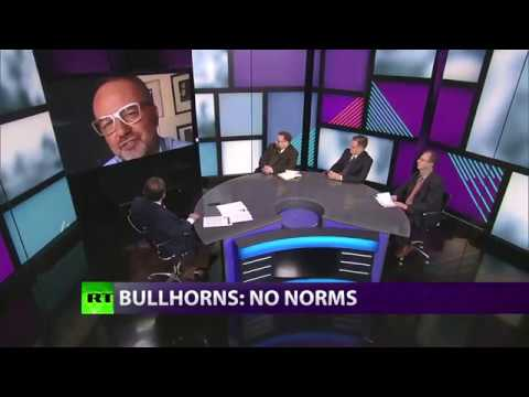 CrossTalk Bullhorns: No