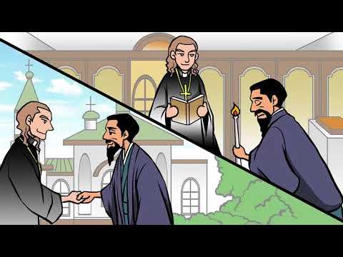Takuma Sawabe: The First Japanese Orthodox Priest