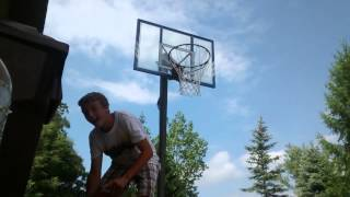 Shootin hoops being random