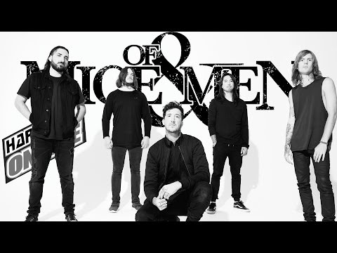 OF MICE & MEN talk COLD WORLD, returning from surgery and take on the critics