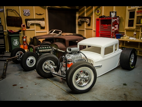 another new 3d printed scale rc hot rod kustom body 5. Black Bedroom Furniture Sets. Home Design Ideas
