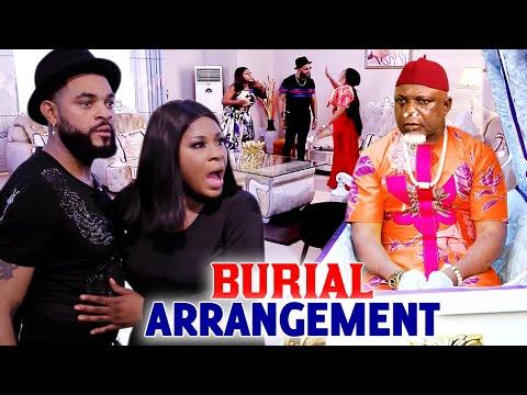 Burial Arrangement Complete Season 9&10 - (New Movie) 2021 Latest Nigerian Nollywood Movie Full HD