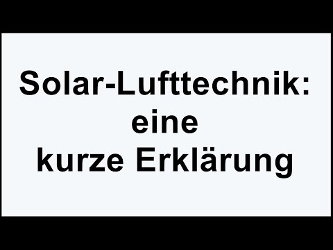 Solar Lufttechnik